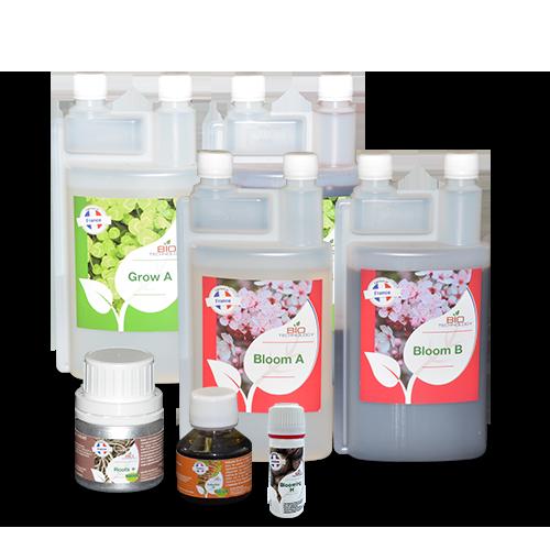 Pack engrais minéral Bio Technology